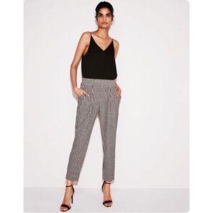 Pants - Gingham Crop Pant